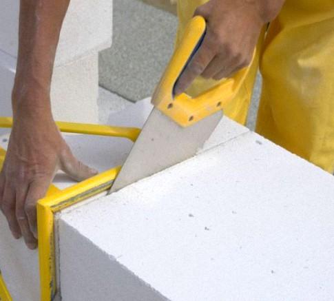 Ячеистые бетоны обладают массой положительных качеств - otdelat.ru
