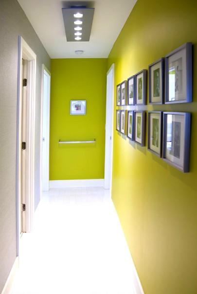 Цвет стен в коридоре крайне важен для любого хозяина - otdelat.ru