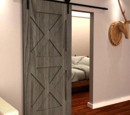 Раздвижная дверь - это красиво и просто - otdelat.ru