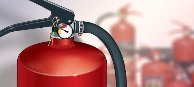Выбор огнетушителя: рекомендации