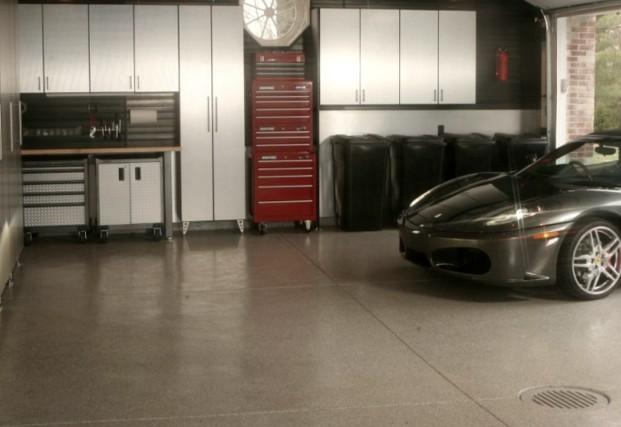 Отделка гаража внутри - советы хозяину