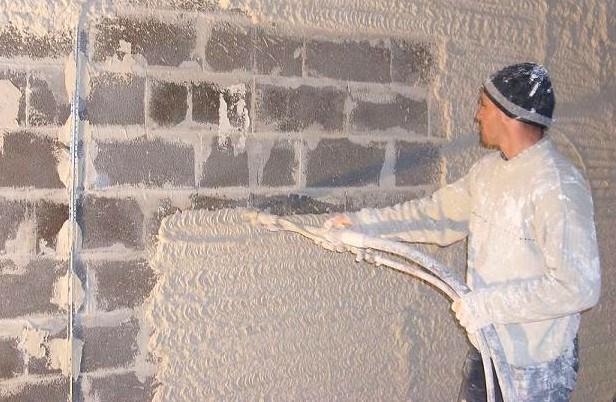 Штукатурка внутренних стен из газобетона своими руками