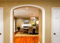 Декоративная отделка арок в интерьере