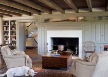 Отделка деревянного дома внутри: фото, советы