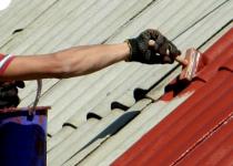 Резиновая краска: применение, особенности