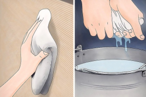 Как содрать старые обои своими руками