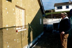 Утеплитель для стен дома снаружи