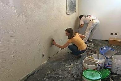 Консервация фасада цементным раствором после отстукивания штукатурки штукатурка стен цементным раствором цена работ