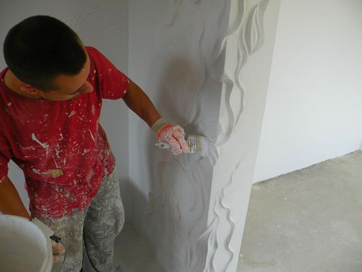 Как штукатурить песчано цементным раствором цементный раствор отсев