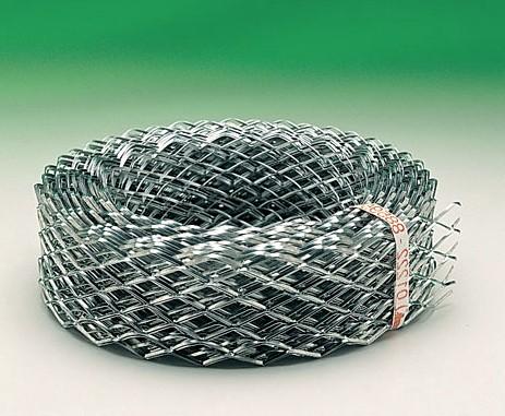Так выглядит металлическая штукатурная сетка - otdelat.ru