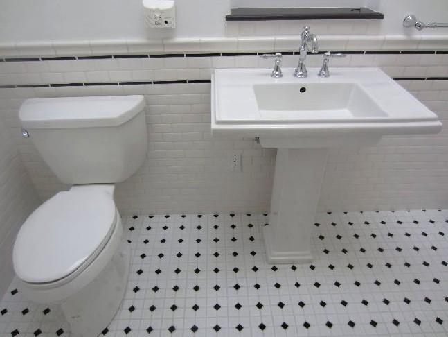 Пластиковая плитка для ванной - отличное решение наших дней - otdelat.ru
