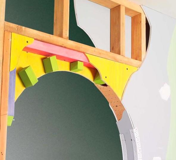 Часто встречаются арочные конструкции из дерева - otdelat.ru