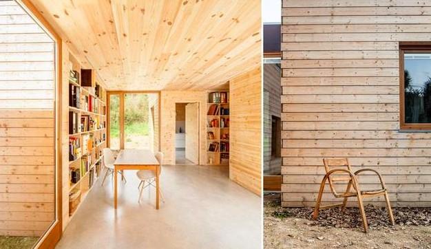 Как отделать деревянный дом изнутри - этим вопросом задаётся любой хозяин - otdelat.ru