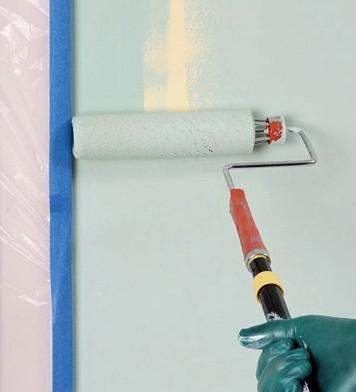 Важный момент - выбор лакокрасочного материала для помещения - otdelat.ru