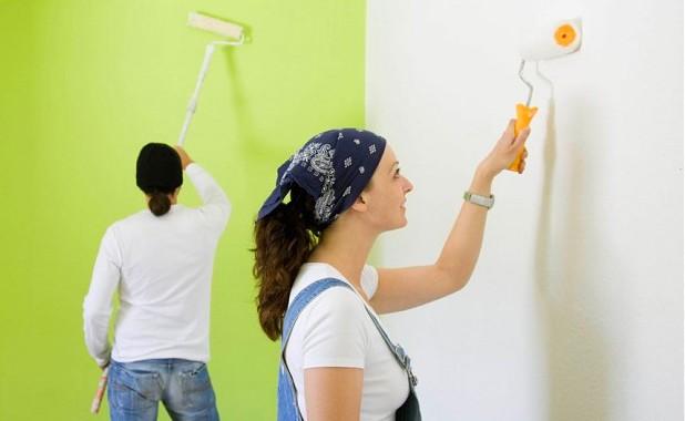 Кто-то выбирает для своих стен алкидные составы - otdelat.ru