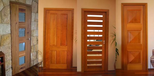 Внутренняя отделка дверей имеет важное значение в интерьере прихожей - otdelat.ru