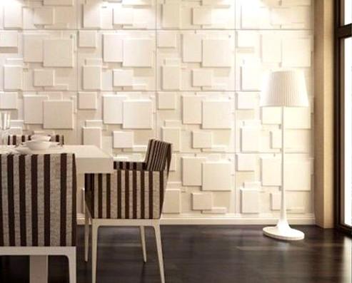 Декоративные пластиковые панели - очень популярное решение для декора стен - otdelat.ru