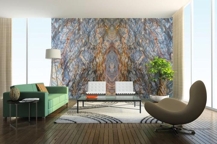 Так выглядит гостиная в стиле Фьюжн - otdelat.ru