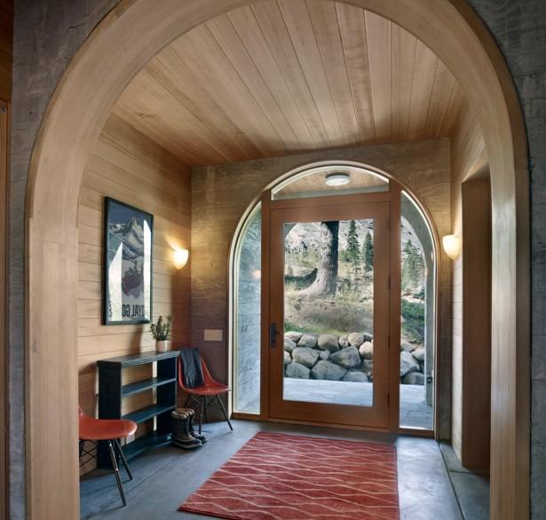 Интерьер любого помещения только выиграет, если в нём будет располагаться декоративная арка - otdelat.ru