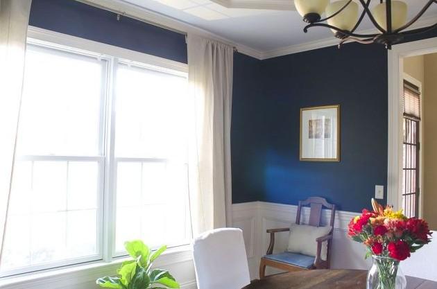 Грамотно подобранный цвет - лучший способ скрасить недостатки помещения - otdelat.ru