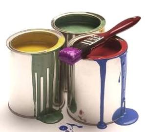 При покупке краски надо внимательно читать информацию на банке - otdelat.ru