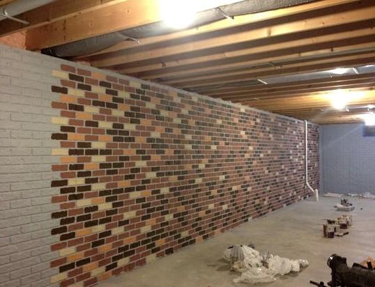 Вопрос о том, как отделать кирпичную стену, волнует многих хозяев - otdelat.ru