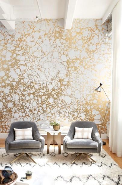 Яркие и позитивные цвета - идеальное решение для гостиной - otdelat.ru