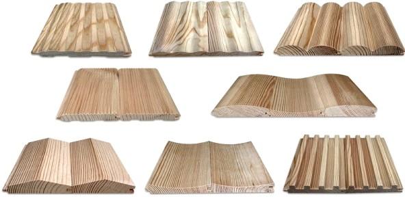 Материал может быть деревянным и пластиковым - otdelat.ru