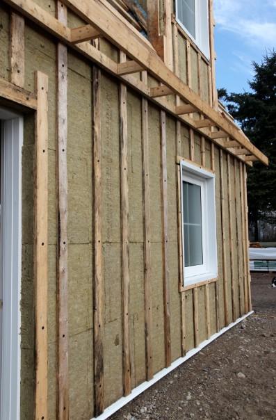 Утепление стен снаружи минватой - бюджетный и качественный способ сделать дом комфортным - otdelat.ru