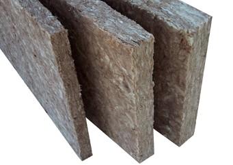 Базальтовая вата имеет серый цвет и высокую плотность (относительно простой минваты) - otdelat.ru