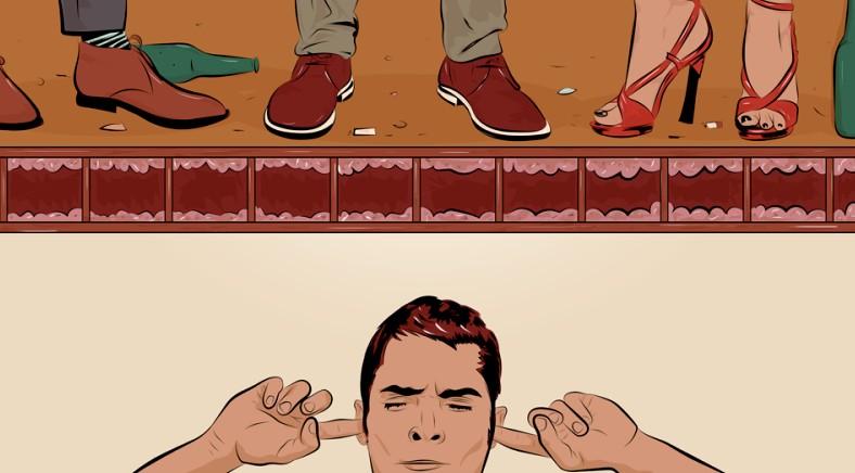 Чем может быть выполнена шумоизоляция стен в квартире