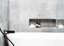Ниши: отделка в перегородке или в стене