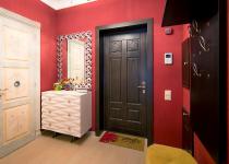 Цвет стен в коридоре