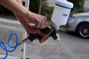 Безвоздушный краскопульт: практичный инструмент в хозяйстве