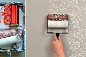 Как клеить жидкие обои – от подготовки стен до технологии нанесения