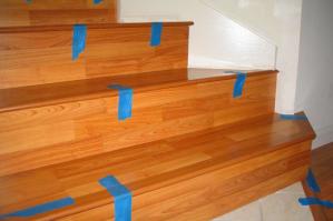 Отделка лестницы ламинатом - рекомендации, советы, подробности